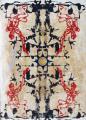 Égtájak, 1966, vegyes technika, papír, 86x61 cm