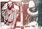 Kiállítása, Meghívó külső, FMK, 1976