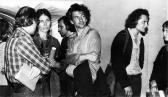 Kiállítása, FMK, 1976 (középen Marsall László és Turcsány Péter)