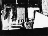 Műhely, vendégségben egy ozorai barátnál, Torontó, 1988