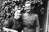 Szülők, Gosztola Gábor és Kovács Mária, Bp., 1940. július
