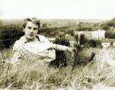 A Földvár dombján, Ozora, 1959 kl